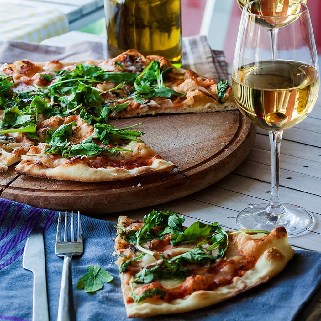 Argentinian pizza makes for a gourmet dining experience