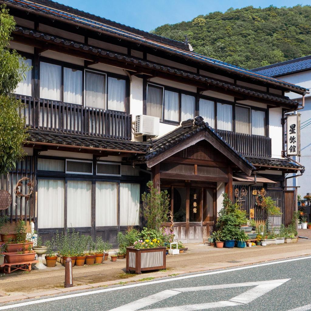 Hoshi Ryokan In Chugoku, Japan