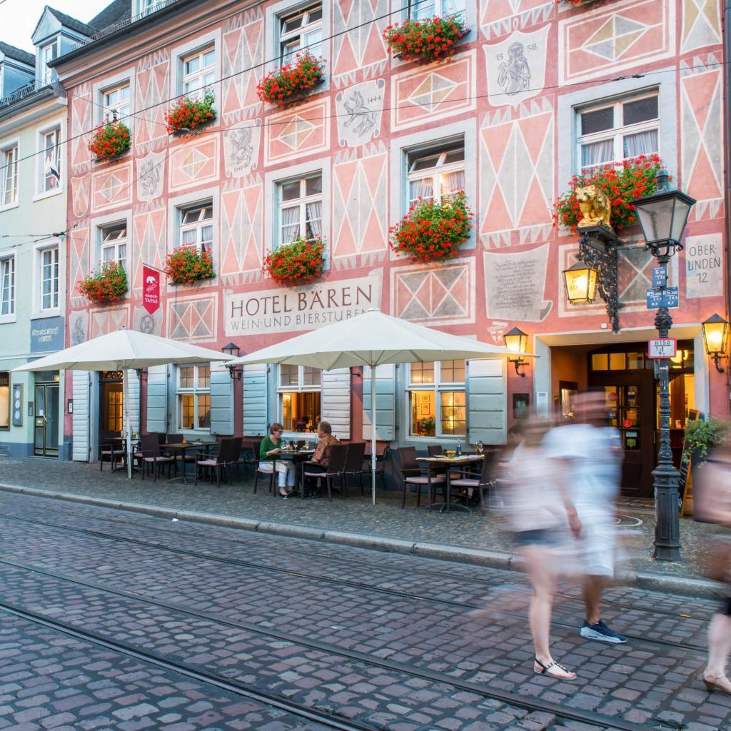 Ringhotel zum Roten Baren in Baden-Wurttemberg, Germany