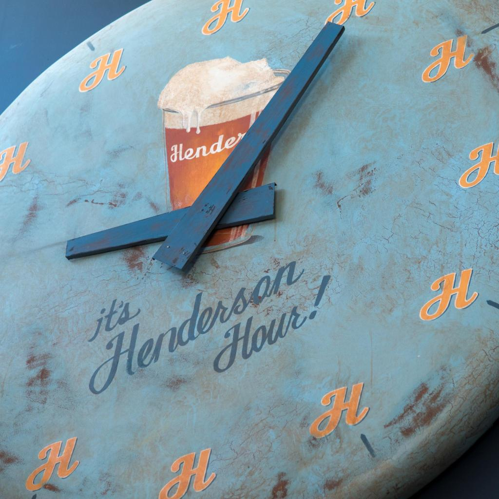 Flagship beer Henderson's Best harks back to the 19th-century Toronto brew scene