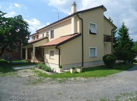 Sobe Ivančica, Rupa