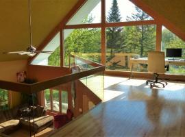 The Windowed House, Saint-Hippolyte