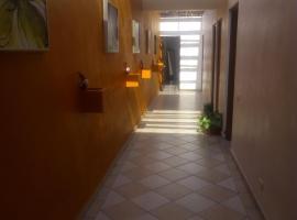 Casa Amates, Oaxtepec