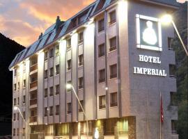 Imperial Atiram Hotel, Sant Julià de Lòria