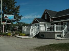 切茲卡羅賓館, Sacré-Coeur-Saguenay
