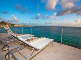 Aqualina Beach Club Luxury Beach Front Condo, Simpson Bay