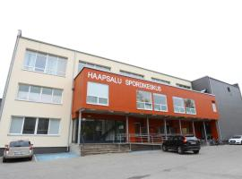 Sports Centre Haapsalu, ハープサル