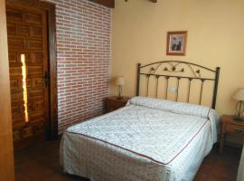 Casa Lucy, Torresmenudas