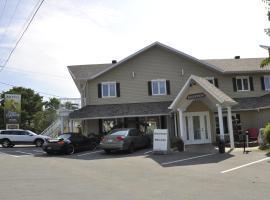 Motel Blanche d'Haberville, Saint-Jean-Port-Joli