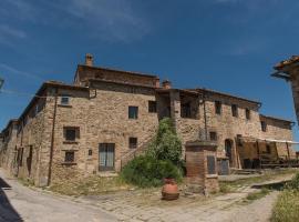 Casale Rosennano, Rosennano