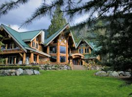 The Rockwell-Harrison Guest Lodge, Harrison Hot Springs