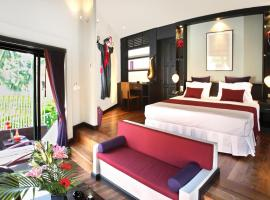 Ban Kao Tropical Boutique Residence & Spa, Laem Set Beach