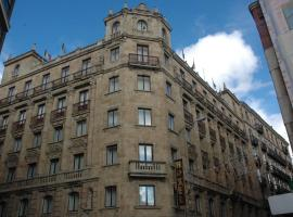 Hotel Monterrey, Salamanca