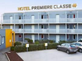 Première Classe Marseille Ouest - Martigues, Martigues