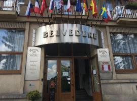 Hotel Belvedere Příbram, Příbram