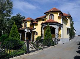 Villa Lilia, Belgrade