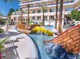 Hotel Oasis Park Splash, Calella