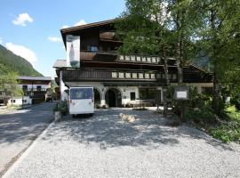 Bio-Hotel Saladina, Gaschurn