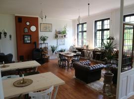 Fjelde Guesthouse, Sakskøbing