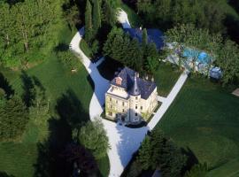 Château de la Tour de Puits, Coise-Saint-Jean-Pied-Gauthier