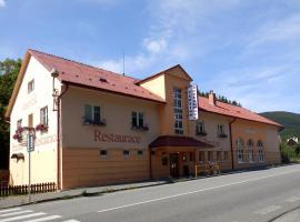 Penzion Janoštík, Rožnov pod Radhoštěm