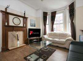 Chorlton Short Term South Manchester Townhouse, Manchester