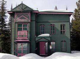 Vacation Homes by The Bulldog - Aynsley Lodge, Silver Star
