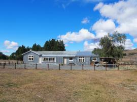 Glenmore Farmhouse, Lake Tekapo
