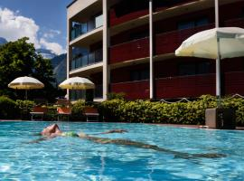 Alia Vital Appart-Hotel, Lagundo