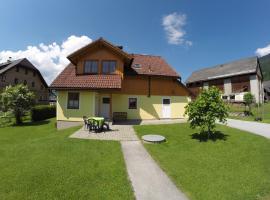 Ferienhaus Polz, Obersdorf
