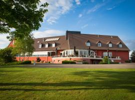 Golf & Country Hotel, Clerf