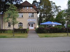 Hotel Villa Raueneck, Bad Saarow
