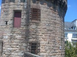 Maisonnette entre terre et mer, Bubry