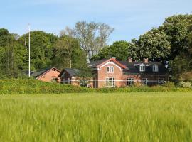 Skovlide Beautiful Farmhouse, Edslev