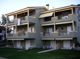 By the Sea Apartments, Siviri