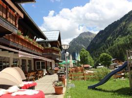 Alpenhotel Widderstein, Mittelberg
