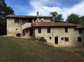 Ca' dei Lanari, Assisi