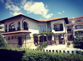 Villa Azalea, Aheloy
