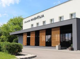 Zajazd Magnolia-Airport Modlin, Pomiechówek