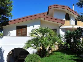 Villa Sveva, Gagliano del Capo