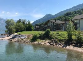 Appartement de luxe Resort Walensee, Unterterzen