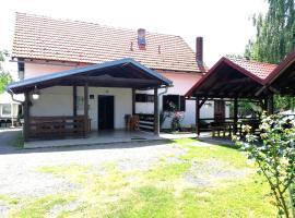 Guest accommodation Plavo oko, Smoljanac