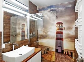 Sopot Lighthouse Apartment