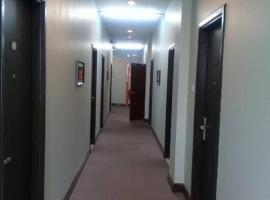 Ginasuite Kompleks27 Hotel