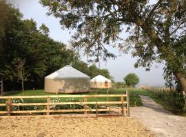 The Old Piggery Guest House & Yurts, Bedford