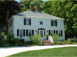 The 1720 House, Vineyard Haven