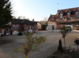 L'ecurie de Vieux-Moulin - Gites, Vieux-Moulin