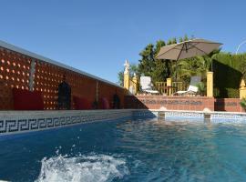 Alhambra Nevada, La Zubia