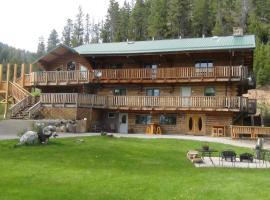 Judith Mountain Lodge, Lewistown