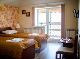 Motel Voyazh, Pechory